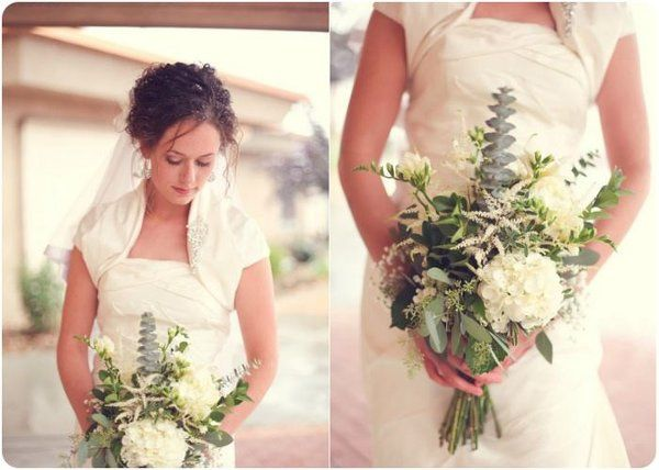 Bouquet by Lilywinkel. Photography by Jessica Shae.