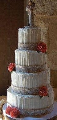 Tmx 1457546181553 Rough Lace Jenks wedding cake