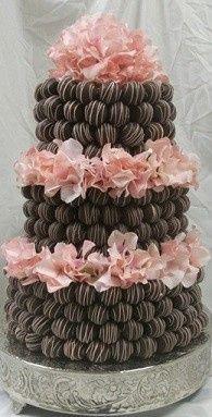 Tmx 1457546525744 Ballweddingcake Jenks wedding cake