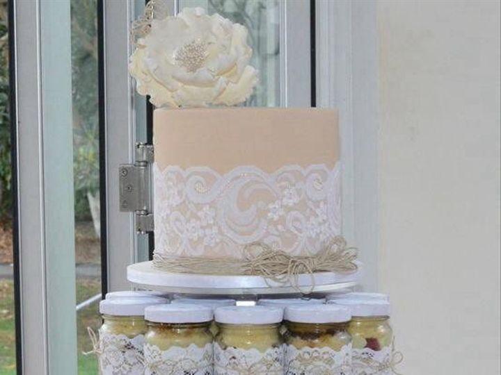 Tmx 1457546532413 Cake Jar Jenks wedding cake