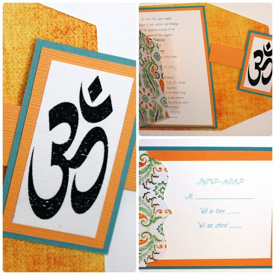 Wedding Invitation Suite Visit our website for more pictures and contact information!...