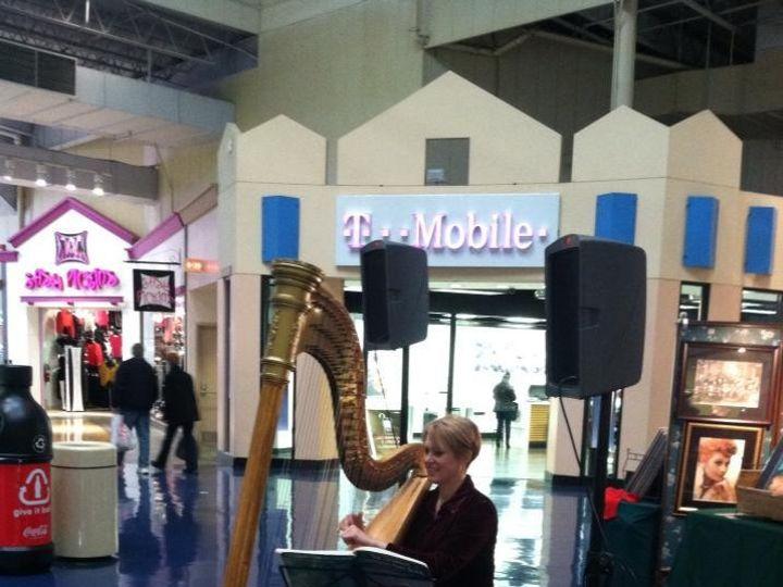 Tmx 1466816701877 Mall Harp Moorestown wedding ceremonymusic