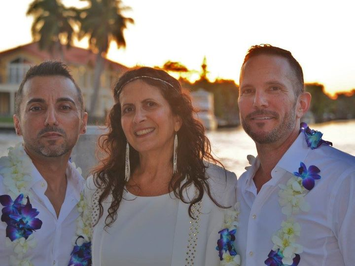Tmx 1504557410842 Miguel And Tom Fort Lauderdale, FL wedding officiant