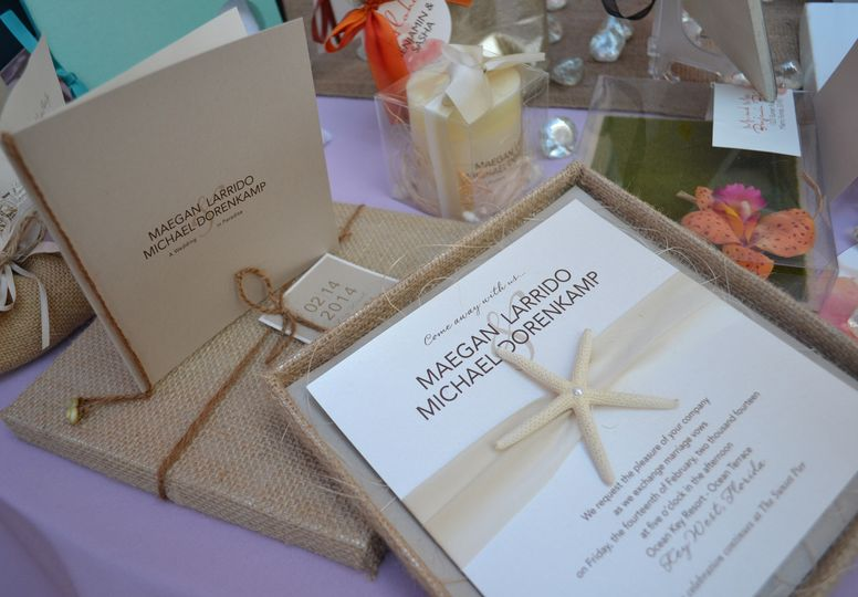 the invitation stand, wedding invitations, florida - miami, ft, Wedding invitations