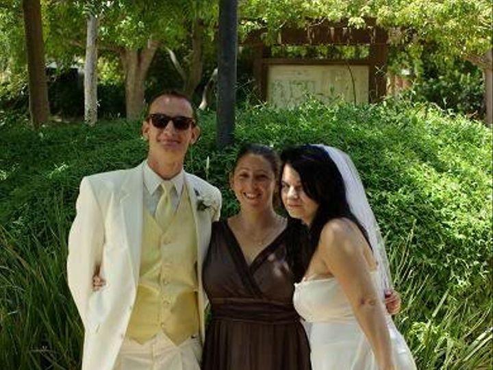 Tmx 1325566242852 JoeRosieafterceremony El Cerrito wedding officiant