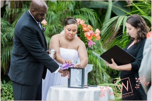 Tmx 1416345087154 Sand Ceremony El Cerrito, CA wedding officiant