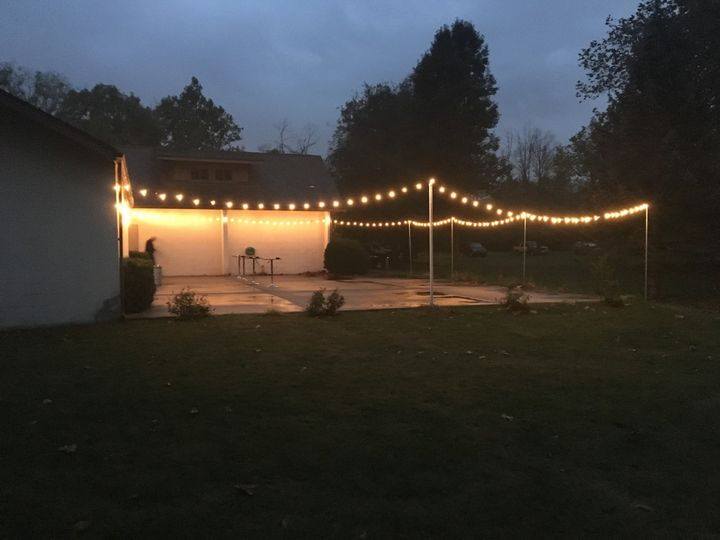 Outdoor patio area Englewood