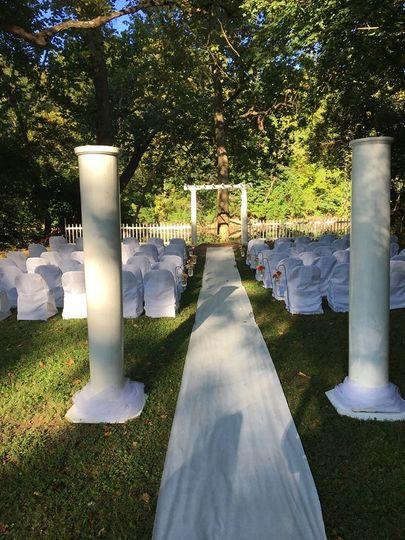 Englewood ceremony site