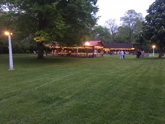 Park-like setting