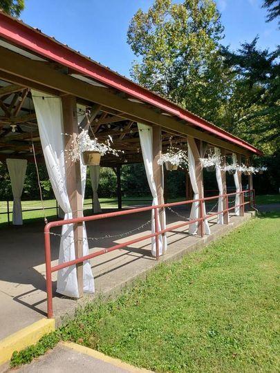 Englewood food/dance shelter