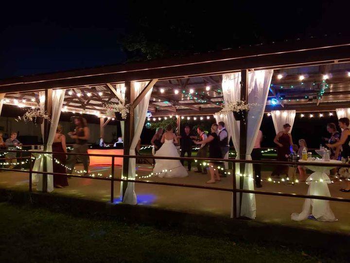 Englewood dance/food pavillion