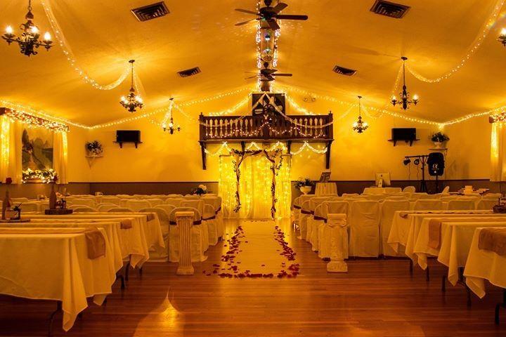 Indoor Ballroom option