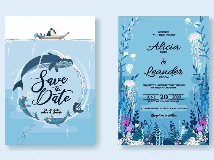 Tmx 14377 Wedding Invites Page 04 51 1945253 159104168979966 Castle Rock, CO wedding invitation