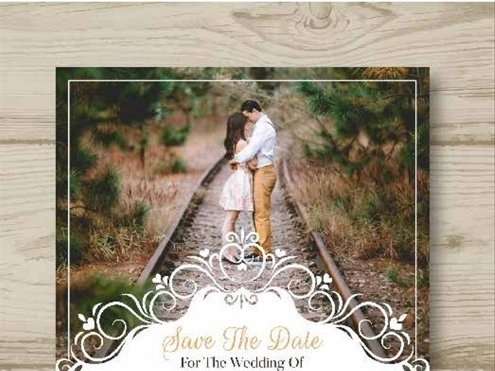 Tmx 14377 Wedding Invites Page 06 51 1945253 159104168960268 Castle Rock, CO wedding invitation