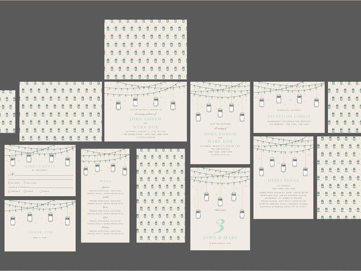 Tmx 14377 Wedding Invites Page 13 51 1945253 159104168964229 Castle Rock, CO wedding invitation