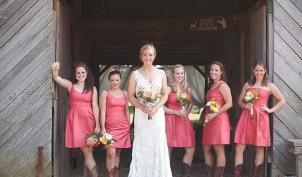 The wedding of Ryan and Jessica