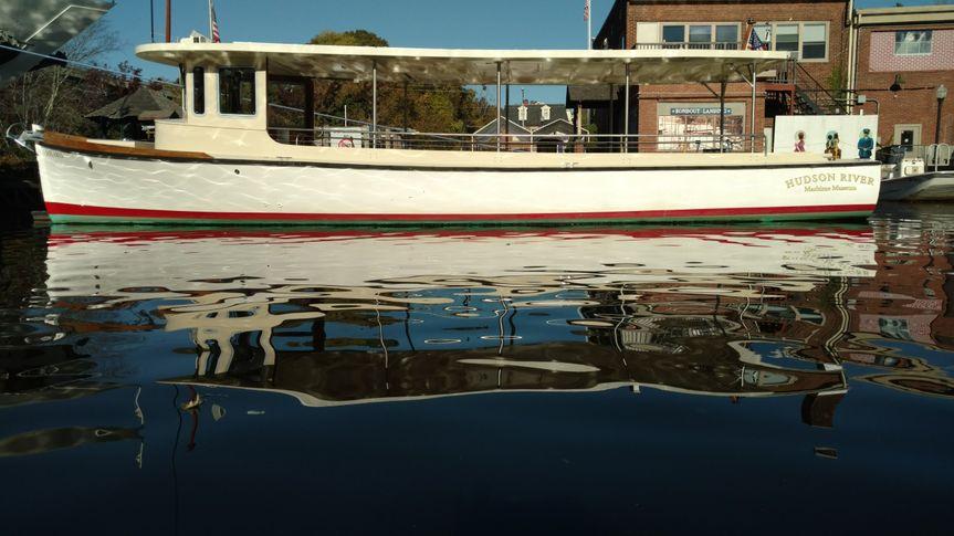 Solaris Tour Boat