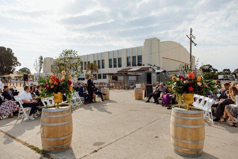 & Winery SF - Venue - San Francisco CA - WeddingWire