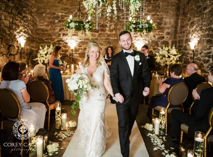 Corey Cagle Photography Champagne Cellar Wedding