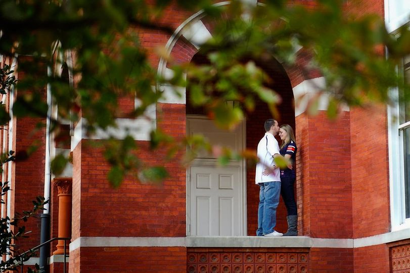 Auburn University Engagement Session