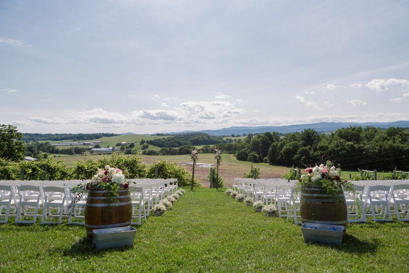 Ridge Ceremony