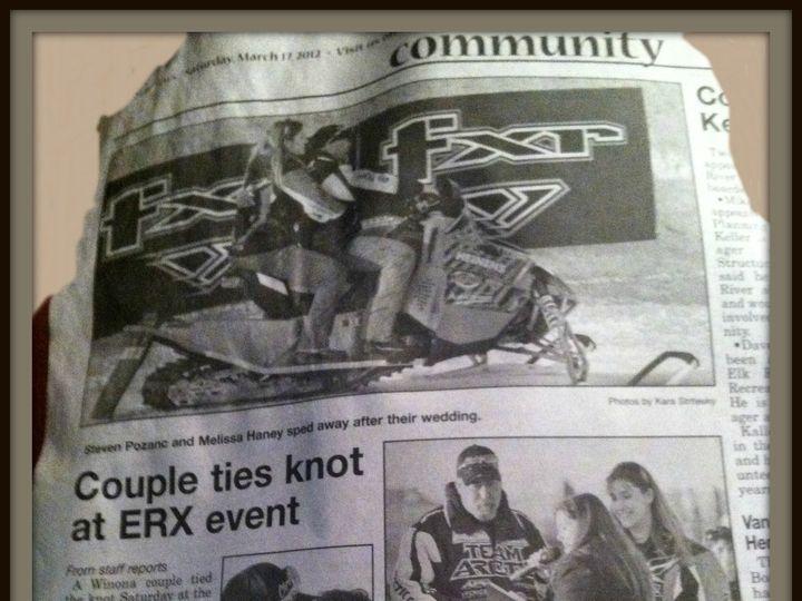 Tmx 1414364300994 Editted Newspaper 2 Big Lake, MN wedding officiant