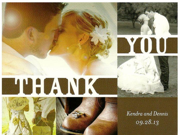 Tmx 1414364317672 Kendra And Dennis Thank You Big Lake, MN wedding officiant