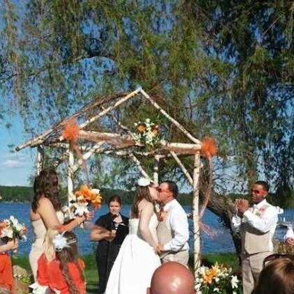 Tmx 1414364328741 Megan And Anthony Ceremony Big Lake, MN wedding officiant