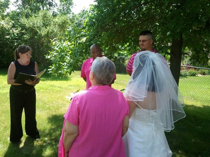 Tmx 1414364338241 Penni 1 Big Lake, MN wedding officiant