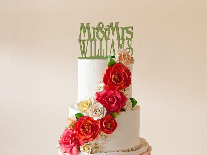 Tmx 1506375275330 Kristalbrenton 6 7 14 Pleasanton, Texas wedding cake