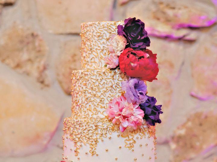 Tmx 1506375418363 6.28.14a Pleasanton, Texas wedding cake