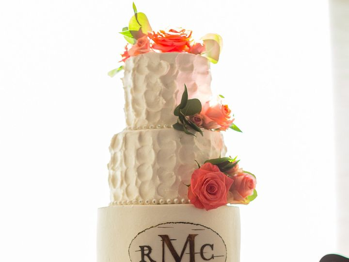 Tmx 1506375509322 48a6282 Pleasanton, Texas wedding cake