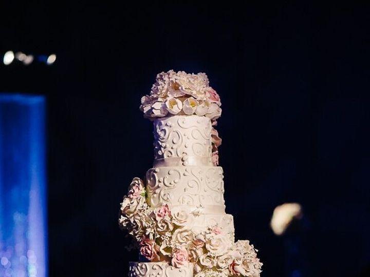 Tmx 1506375730542 33 Pleasanton, Texas wedding cake