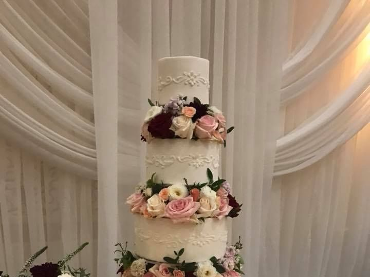 Tmx 44455637 10156736744933664 1140108685154975744 N2 51 148253 Pleasanton, Texas wedding cake