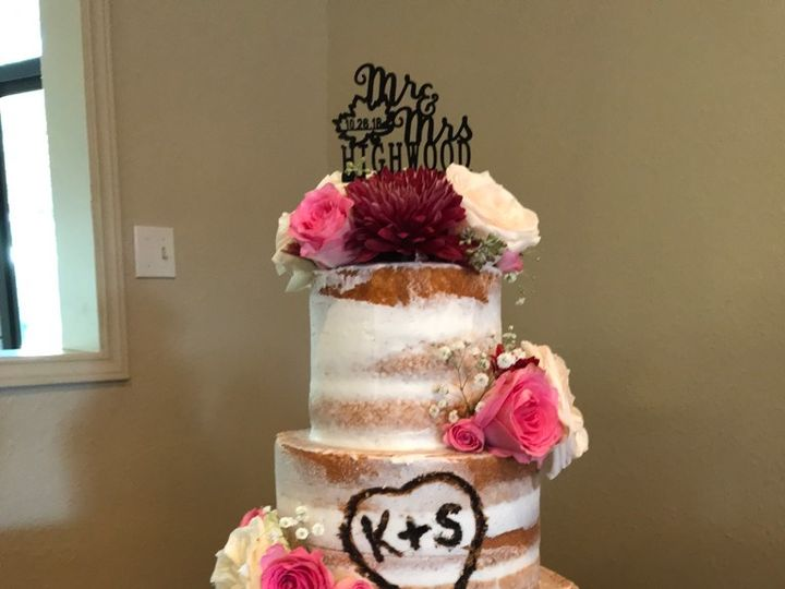 Tmx Cakes 51 148253 Pleasanton, Texas wedding cake