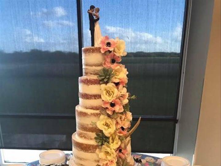 Tmx Connie Villarreal Hamm 10 6 18 51 148253 Pleasanton, Texas wedding cake