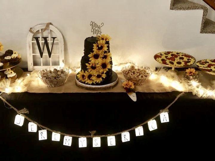 Tmx Erica White Cake 51 148253 Pleasanton, Texas wedding cake