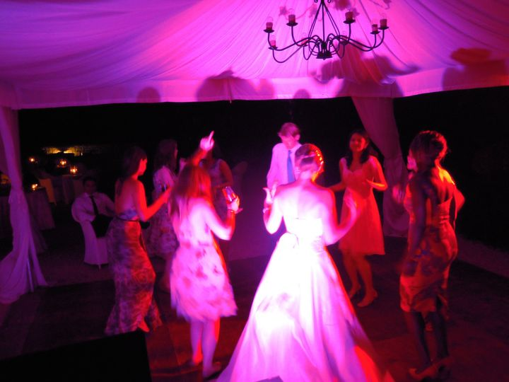Dancefloor - Bride & Friends - Tuscany