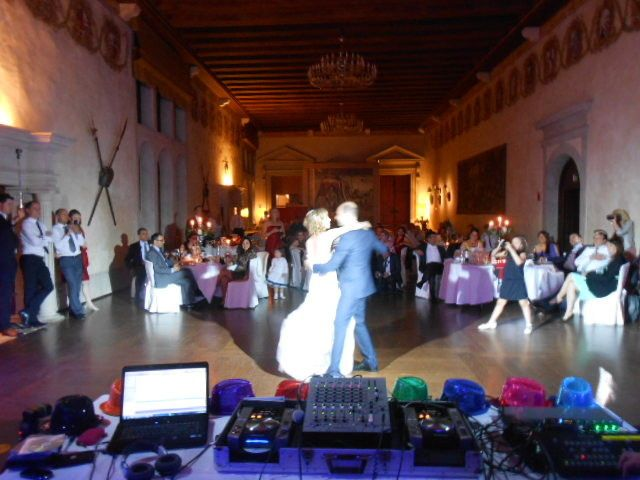 First Dance in the Castle