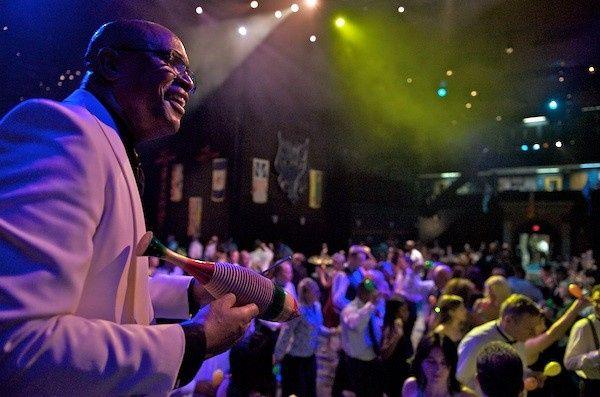 Tmx 1415656072825 Norman With Crowd Wolf Trap Ball 9 24 2010 Vienna wedding band