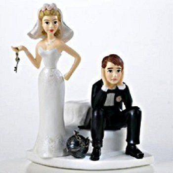 Cake topper of the month feature.