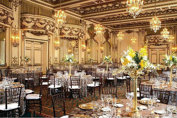 The Fairmont San Francisco Venue San Francisco Ca