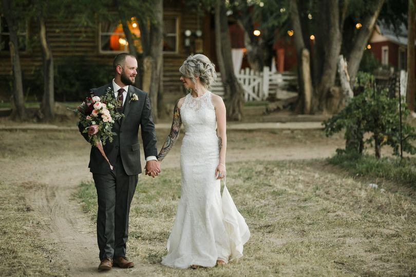 Wedding at Granite Creek Vineyards | Chino Valley, AZ
