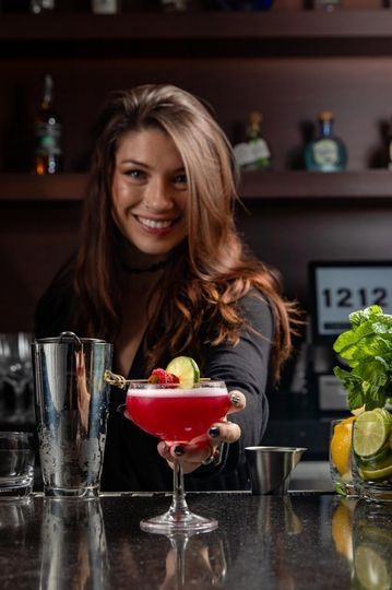 Speciality cocktails