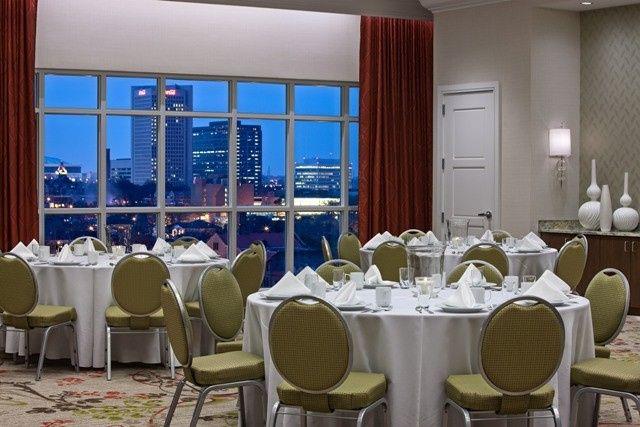 Hilton garden inn atlanta midtown and homewood suites by hilton atlanta midtown venue for Hilton garden inn atlanta midtown