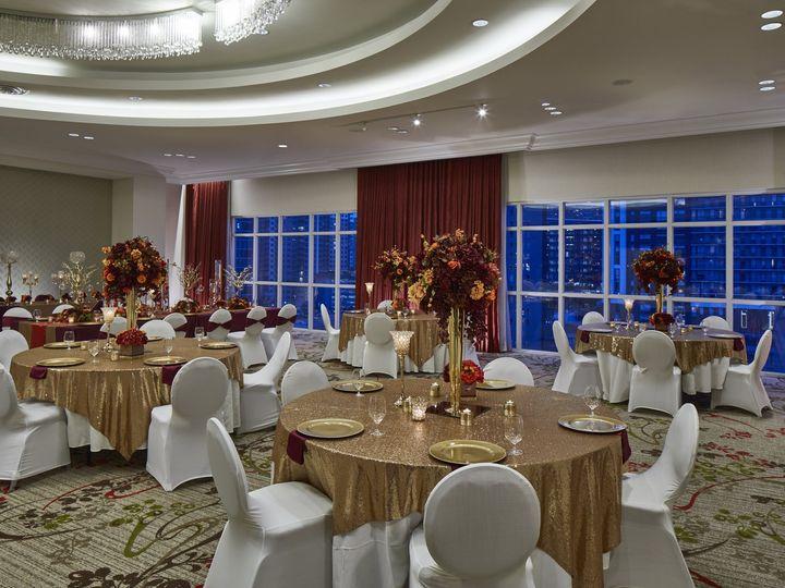 Tmx Social Ballroom Setup 51 602353 Atlanta, GA wedding venue