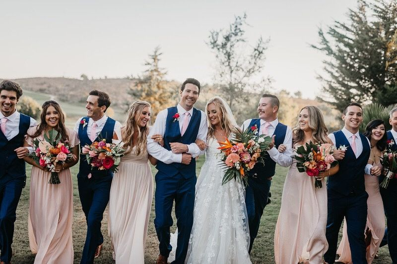Beautiful wedding in Moorpark