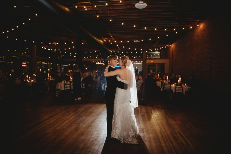 That first dance