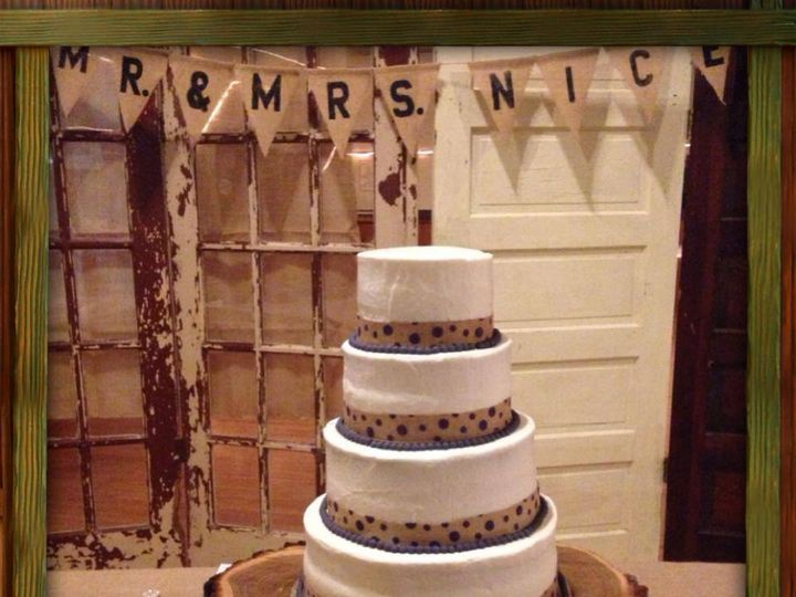 Tmx 10525696 736805359708945 3467807802766089790 N 51 723353 Lincoln, Nebraska wedding cake