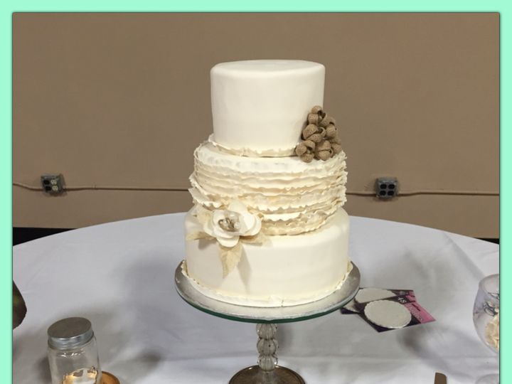 Tmx 1466794145245 Image Lincoln, Nebraska wedding cake